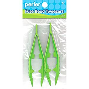 Perler Beads Bead Tweezers (1 Pack of 2 Tweezers)