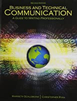Business and Technical Communication: A Guide to Writing Professionally, 2nd Edition Front Cover