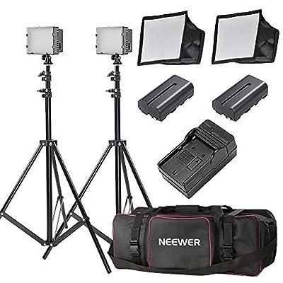 Neewer LED Light Kit