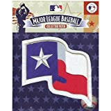 Texas Rangers Home & Road Sleeve Flag Patch