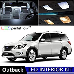 2015 subaru outback interior. ledpartsnow 20152017 subaru outback led interior lights accessories replacement package kit 12 pieces white tool 2015