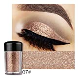 Sparking Eyeshadow Loose Powder Diamond Glitter Shimmer Pigment Eyeshadow Powder Makeup Beauty Eyes Shadow