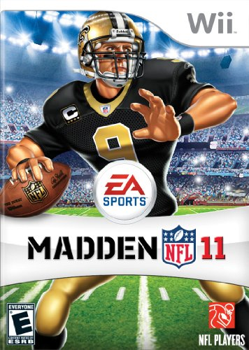 Madden NFL 11 - Nintendo Wii (Party Warehouse Fort Worth)