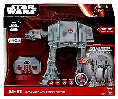 Star Wars The Force Awakens U-Command Remote Control AT-AT