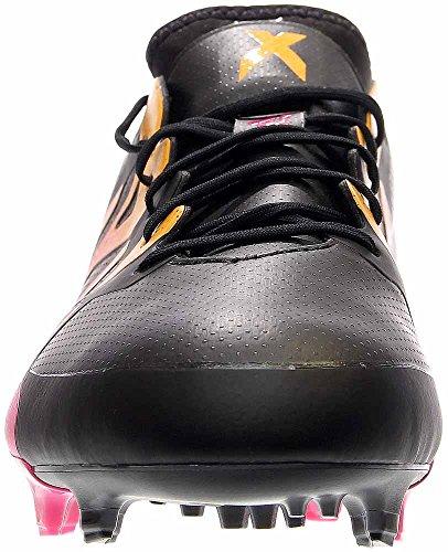 Adidas X 15.1 Fg / Ag Voetbal Klampen Zwart