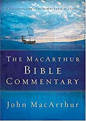(The MacArthur Bible Commentary) By MacArthur, John F., Jr. (Author) Hardcover on (03 , 2005)