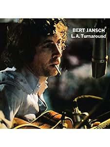 Bert Jansch - L.A. Turnaround [LP] (Blue Vinyl, 4 additional non-album tracks on download, limited to 1500, indie-retail exclusive)