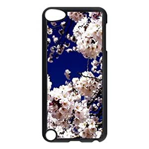 YCHZH Phone case Of Cherry Blossoms Cover Case For Ipod Touch 5
