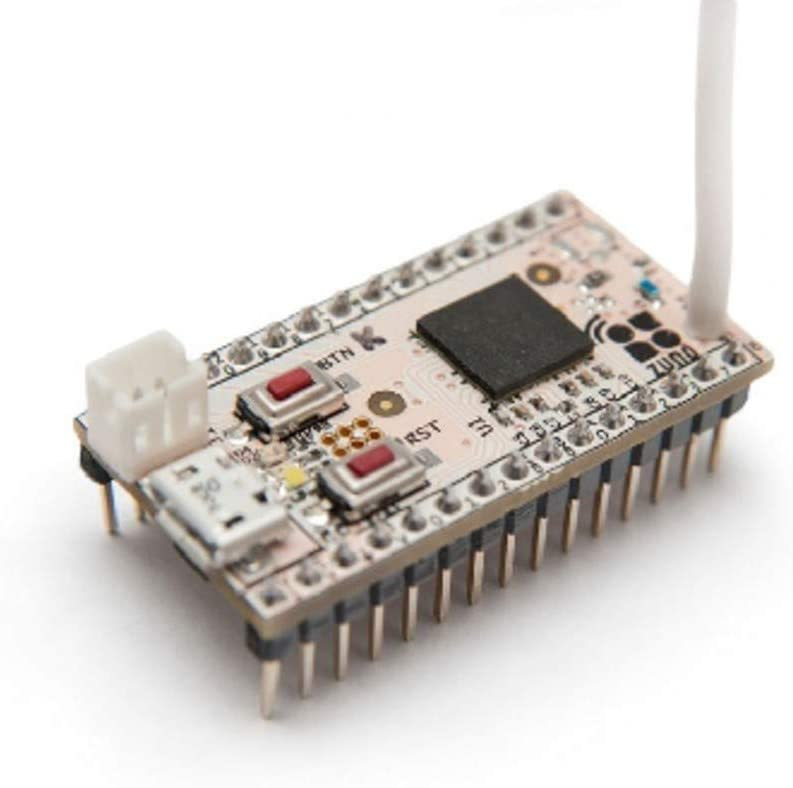 Z-Uno - The only universal Z-Wave board to create your own Smart Home devices