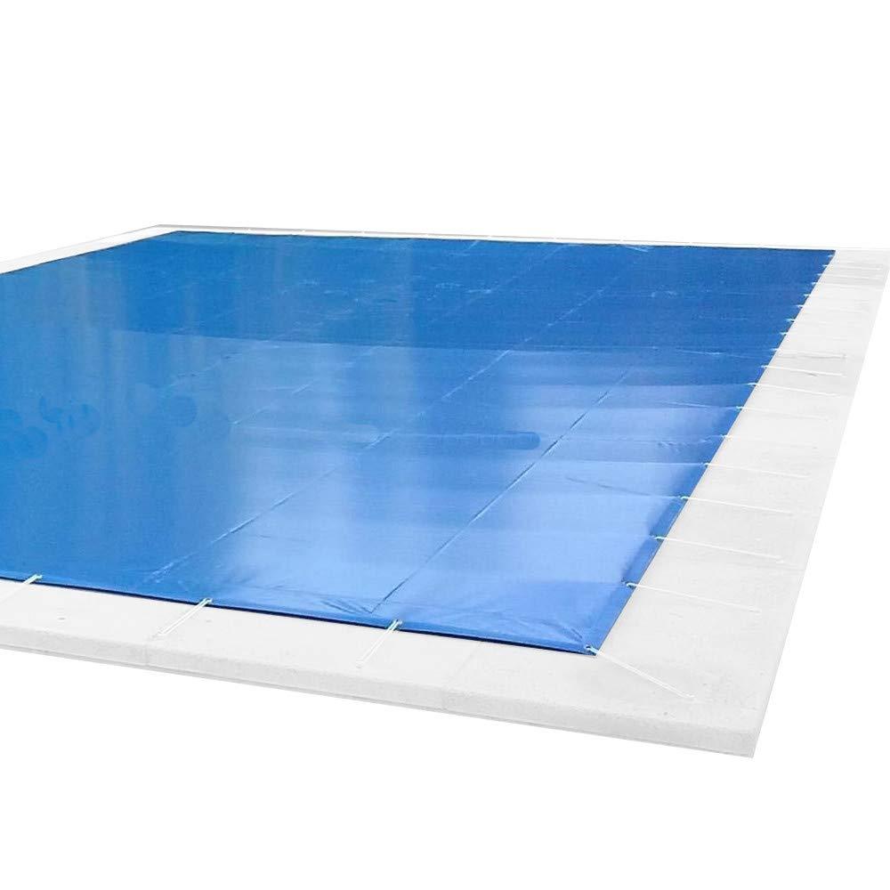 cubierta para piscina segura