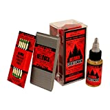 BELROCK Sportsman Handy Fix-It Kit • Penetrating Lubricant + Duct Tape • Hunting, Fishing, Camping, Hiking • Wilderness Outdoor Emergency Repair Survival Prep for Cars, Trucks, RVs