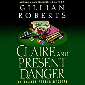 Claire and Present Danger Audiobook