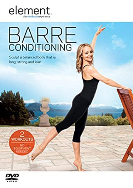 Barre Fitness: Barre Exercises You Can Do Anywhere for ...