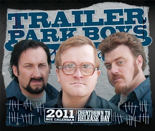 2011 Trailer Park Boys - Box Calendar (Trailer Park Boys Calendar compare prices)