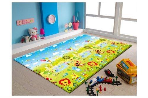 MyLine Baby PlayMat_Animal Friend/Animal ABC-Extra Thick