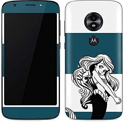 53c22e1ea Amazon.com: Skinit The Little Mermaid Moto E5 Play Skin - Ariel ...