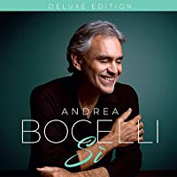 现货:星外星/安德烈·波切利Andrea Bocelli:诺言 新专辑CD+歌词本
