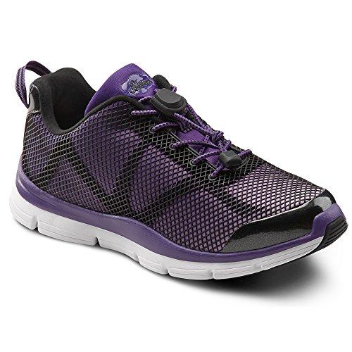 Dr. Comfort Katy Womens Sneaker Purple