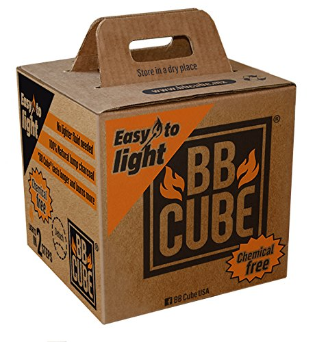 - BB CUBE - Charcoal in a Box 100% Natural for barbecues www.bbcubepro.com