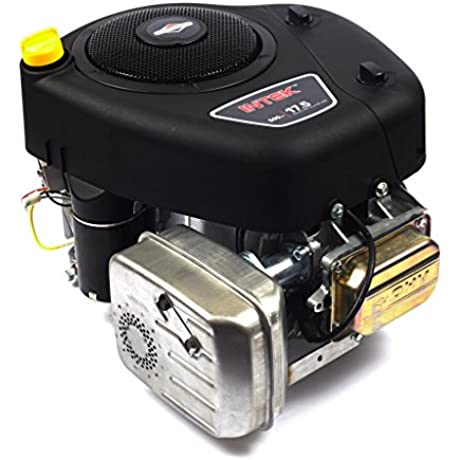 Briggs Stratton 31R907 0007 G1 500cc 17 5 Gross HP Engine With 1 Inch By 3 5 32 Inch Length Crankshaft Tapped 7 16 20 Inch