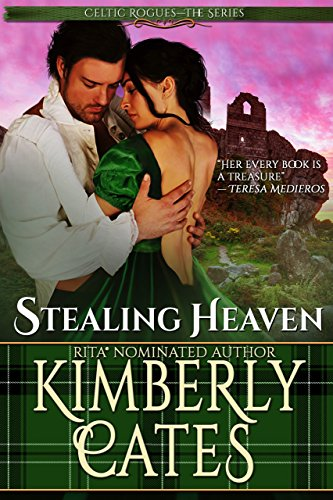 Stealing Heaven (Celtic Rogues Book 5) cover