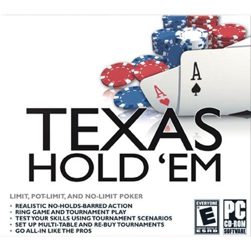 Cosmi Texas Hold 'Em Poker Windows PC