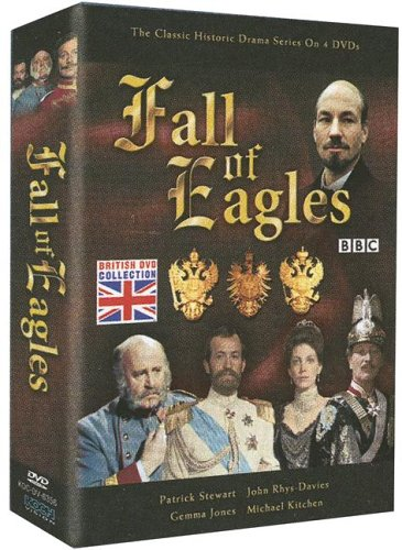 (FALL OF EAGLES: Michael Hordern, Charles Kay, Barry Foster, Gayle Hunnicutt, Laurence Naismith [BBC])