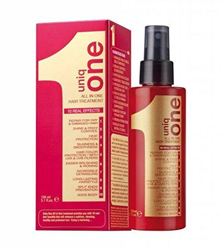 Uniq One All-in-One Hair Treatment 5.1oz/150ml (Set of 12) by Uniq One (Image #1)