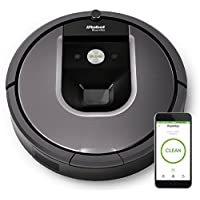 Deals on iRobot Roomba 960 Connected Robot Vacuum