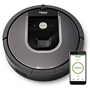 The Roomba Vacuum Cleaner