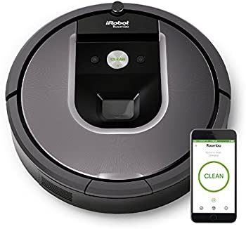 iRobot Roomba 960 Pet Vacuum Cleaning Robot