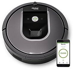 iRobot Roomba 960 Robot Vacuum- Wi-Fi Co...