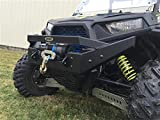 RZR NITRO Front Bumper / Brush Guard with Winch Mount (XP...