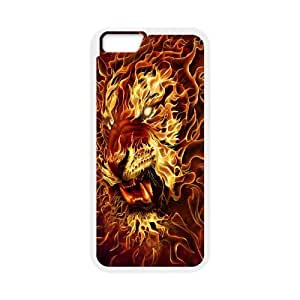 IPhone 6 Plus Cases Tom Wood from the Fire, IPhone 6 Plus Cases Fire, [White]