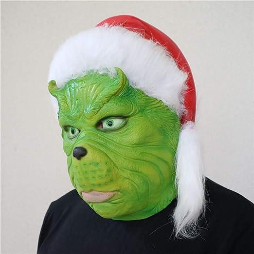 ZHANGSDJ Costumi Natalizi Traje De Navidad The Mask Disfraces De ...