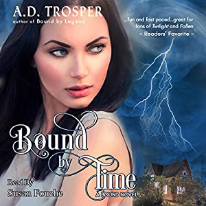 Bound by Time Audiobook