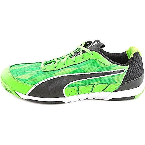 Puma Nevoa Lite 2.0 zapatos de fútbol Fluorescent Green/Black/White