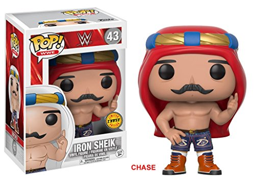 Funko Pop! WWE Iron Sheik #43 Vinyl Figure