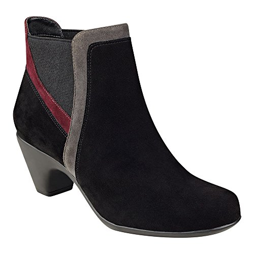 easy-spirit-carilynn-casual-booties-black-red-suede-8-w