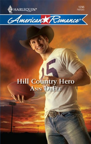 book cover of Hill Country Hero