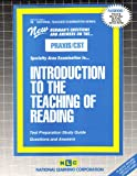 Introduction to the Teaching of Reading, Rudman, Jack, 0837384494