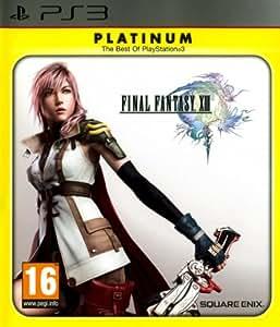 Final Fantasy XIII - Platinum (PS3) [Importación inglesa]