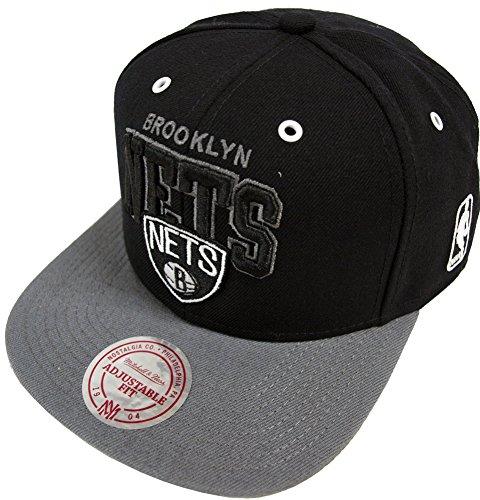 Mitchell & Ness Brooklyn Nets BGW2 EU548 Snapback Cap Kappe Basecap