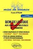 QCM de logique aux concours des écoles de commerce