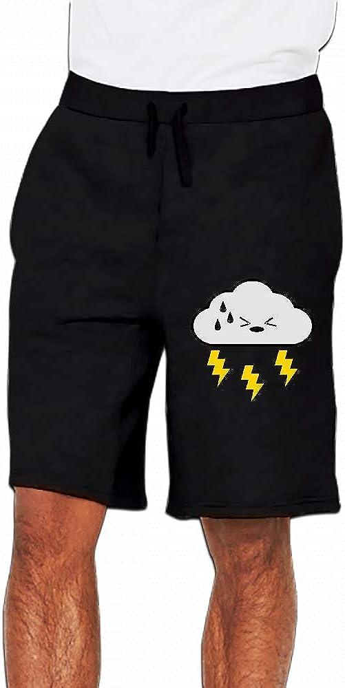 JiJingHeWang Cloud Blitz2 Mens Casual Short Trouser