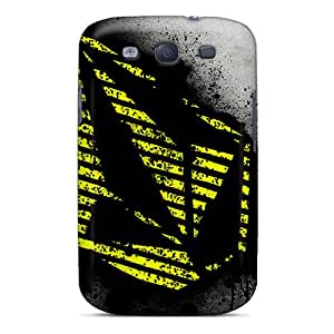 Samsung Galaxy S3 YGD7150BxRZ Provide Private Custom Attractive Volcom Graffiti Skin Shock Absorption Hard Phone Case -LauraFuchs