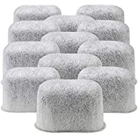 12 Pack Keurig Compatible Replacement Universal Fit Charcoal Water Filters By iPartsPlusMore For Keurig 2.0 and Older Coffee Machines - Will Not Fit Cuisinart Models
