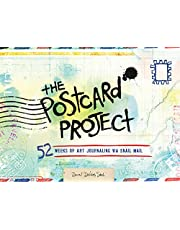 The Postcard Project: 52 Weeks of Art Journaling Via Snail Mail