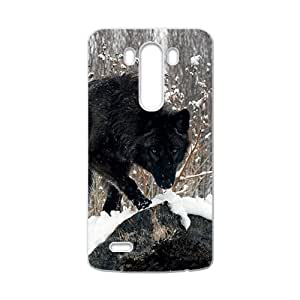 Wolf Hight Quality Plastic Case for LG G3