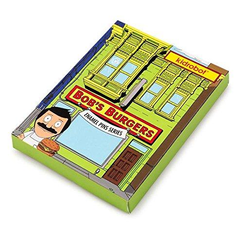 One Blind Box Bob's Burger Enamel Pin Series by (Bobs Burgers Tina Costume)